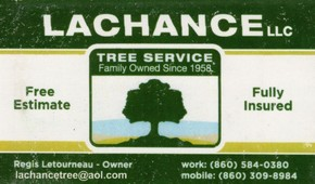 Click to see Lachance Tree Service LLC Details