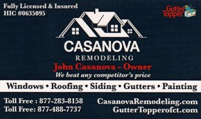 Click to see Casanova Remodeling Details